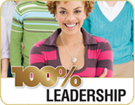 100% Leadership Blog